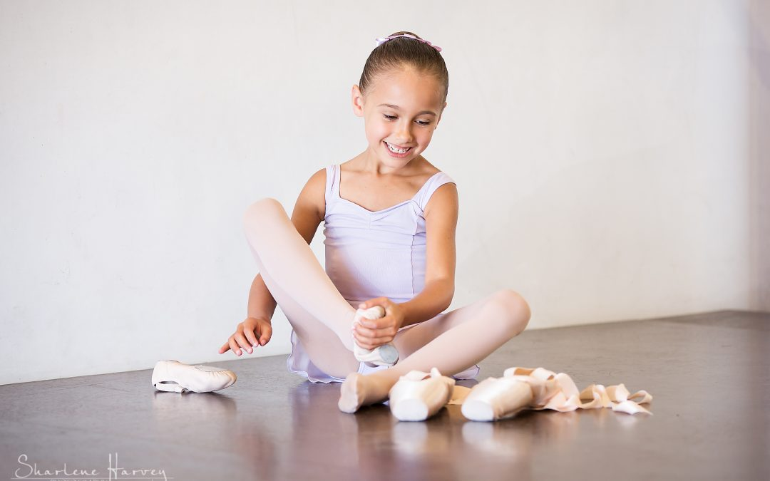 When do I Get My Pointe Shoes?