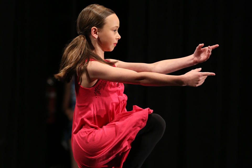 Choreography Competition – Our Favourite Event!